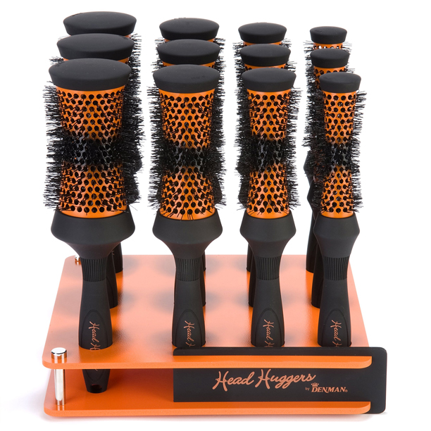 Denman Hairbrush Range used at Adrian J Hair Salon Sunshine Beach Noosa